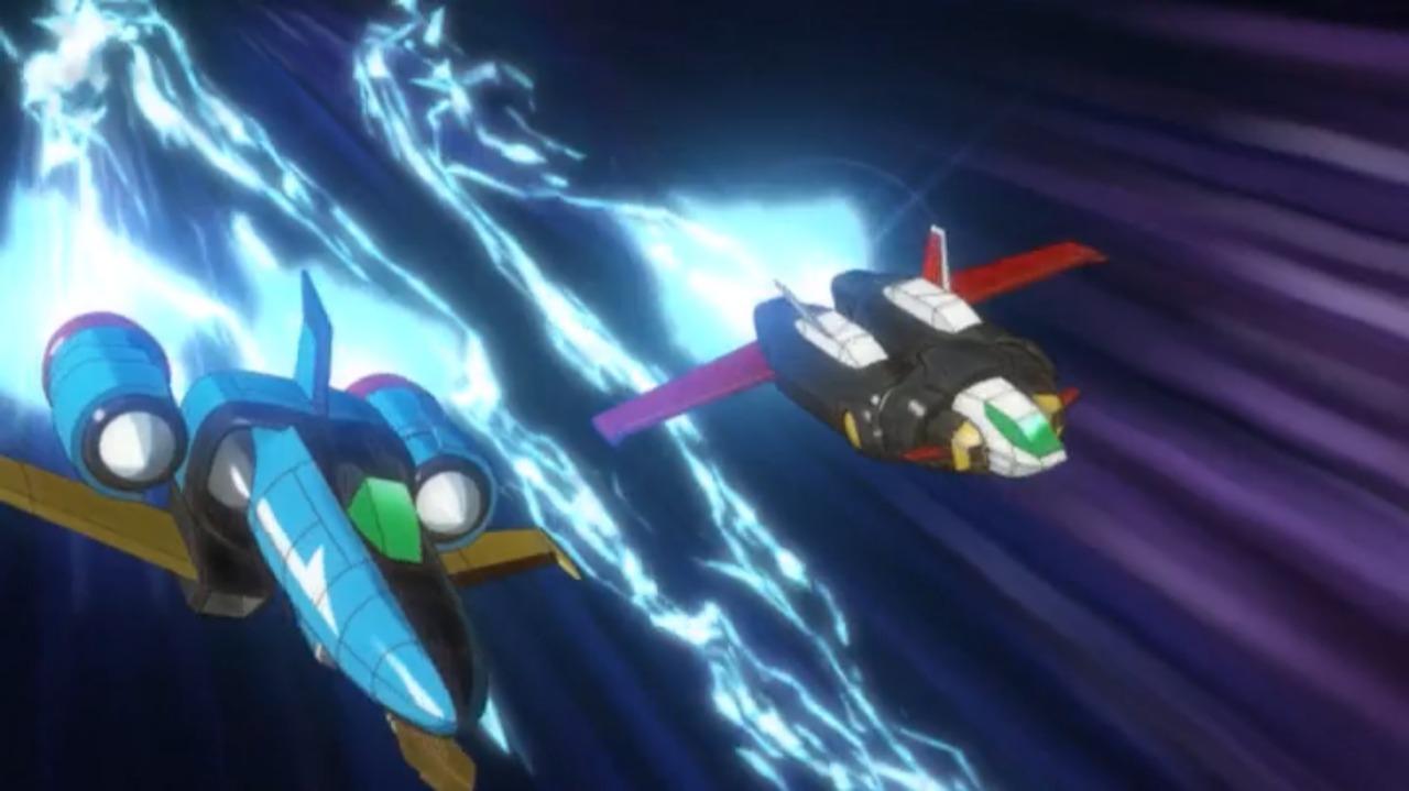 謎のコアファイター的な宇宙飛行機