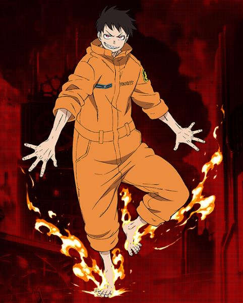 感想】アニメ「炎炎ノ消防隊」第1話を忖度なしでレビューして