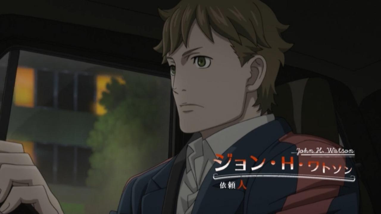 (C) 歌舞伎町シャーロック製作委員会