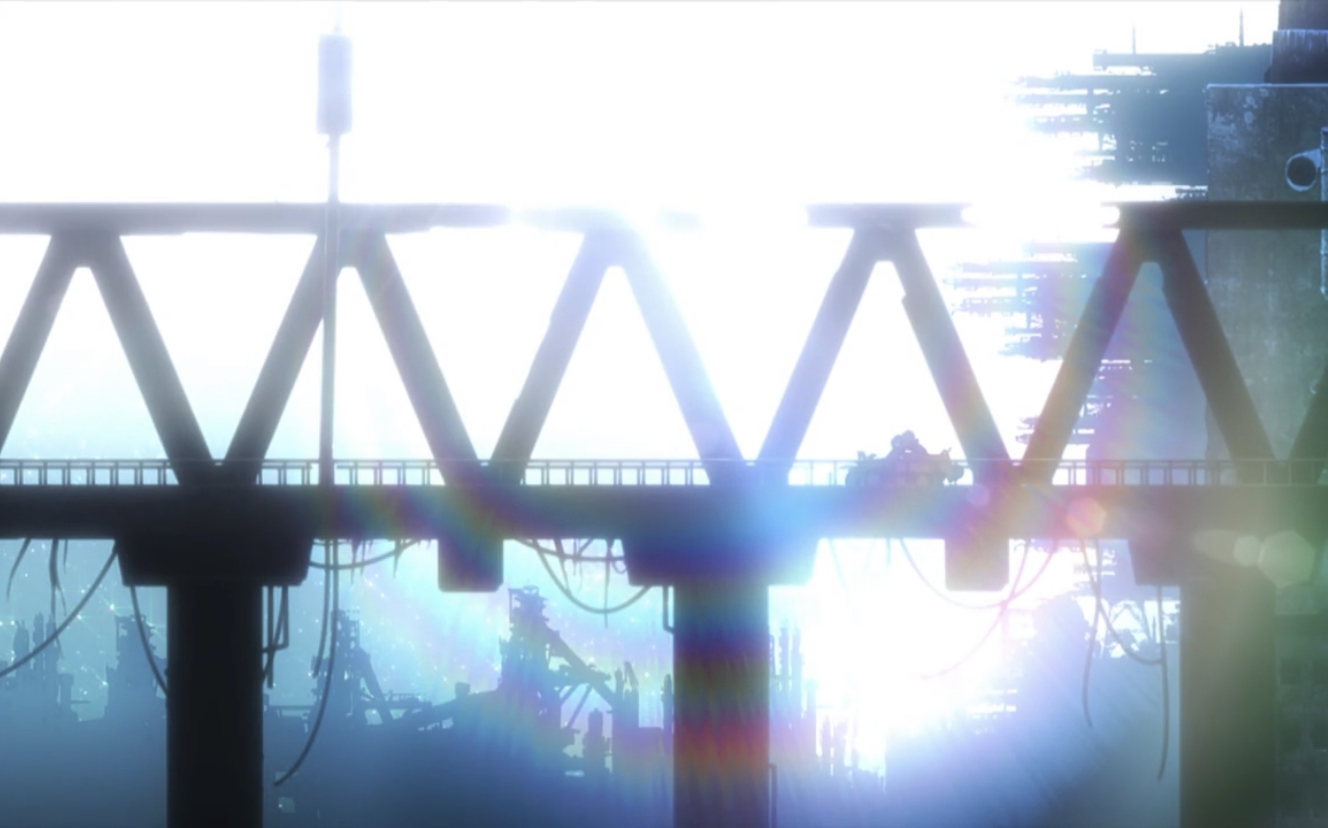 (C)つくみず・新潮社/「少女終末旅行」製作委員会