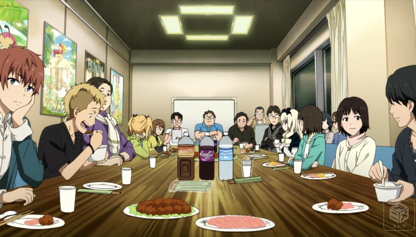 (C) 「SHIROBAKO」製作委員会